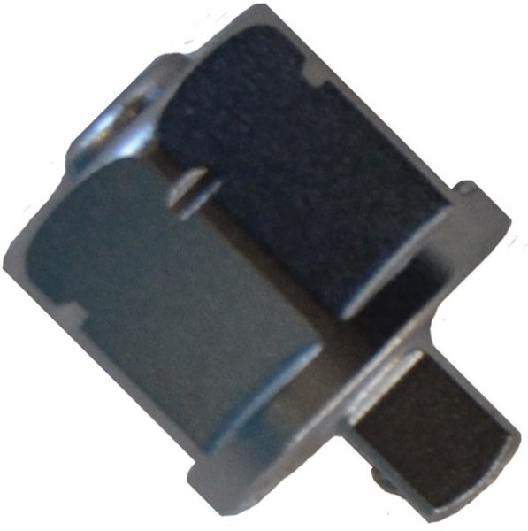 "BATO Adapter 1/4"" for gennemstik skralde."
