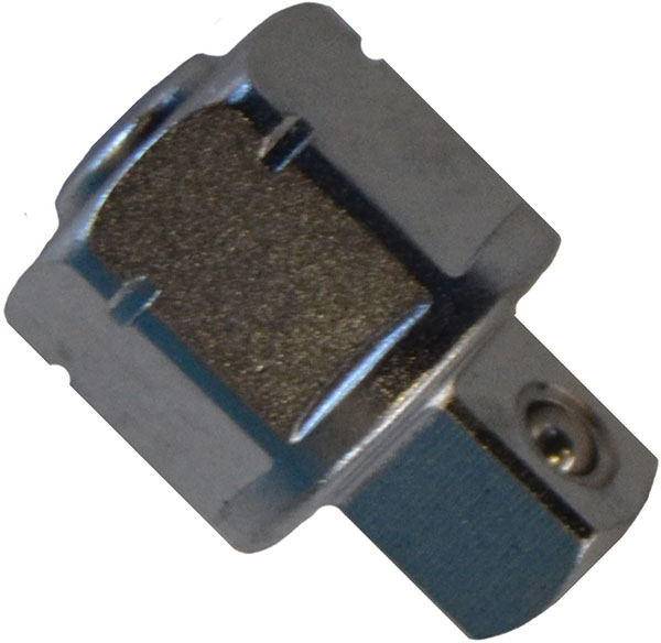 "BATO Adapter 3/8"" for gennemstik skralde."
