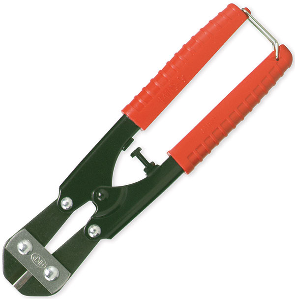 "HK Porter 8 1/2""(216 mm) wire klipper, centerklip"