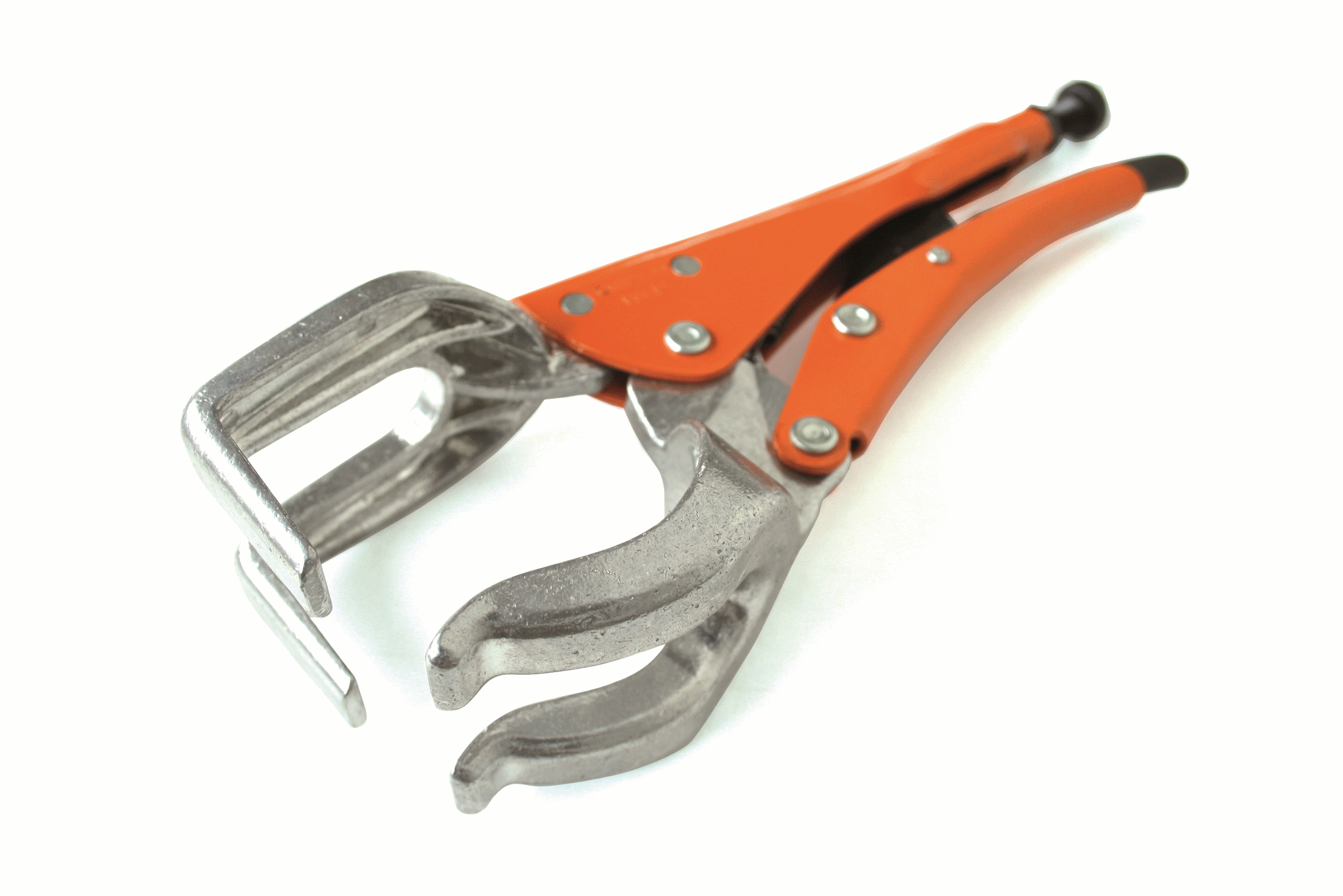 GRIP-ON Locking Aluminium C-Clamps