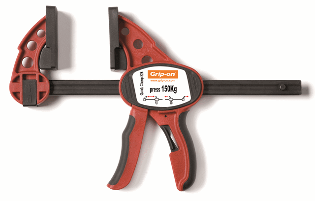 GRIP-ON Quick Clamp
