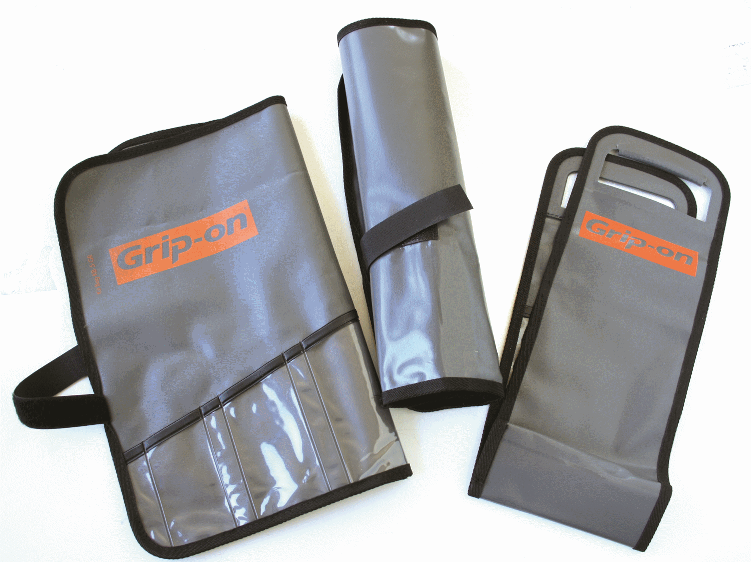 GRIP-ON Rullmapp m. handtag.
