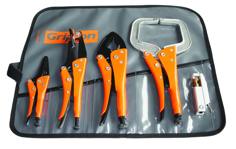 GRIP-ON Welding Grip Kit, 5 stk.