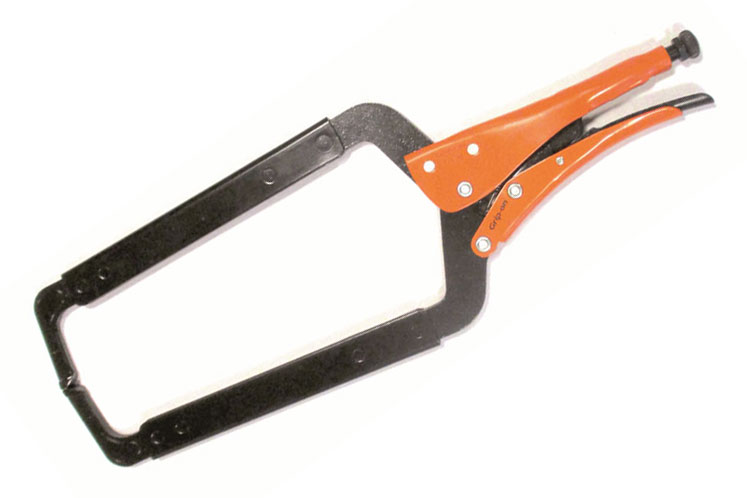 GRIP-ON Holdetang C-Clamp