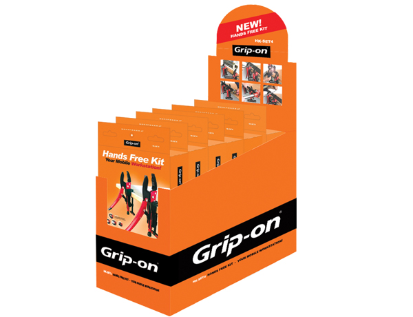 GRIP-ON Handsfree Kit 6 x (HK-SET4-89)