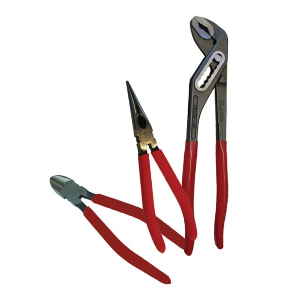 BATO Pliers set  3 parts.