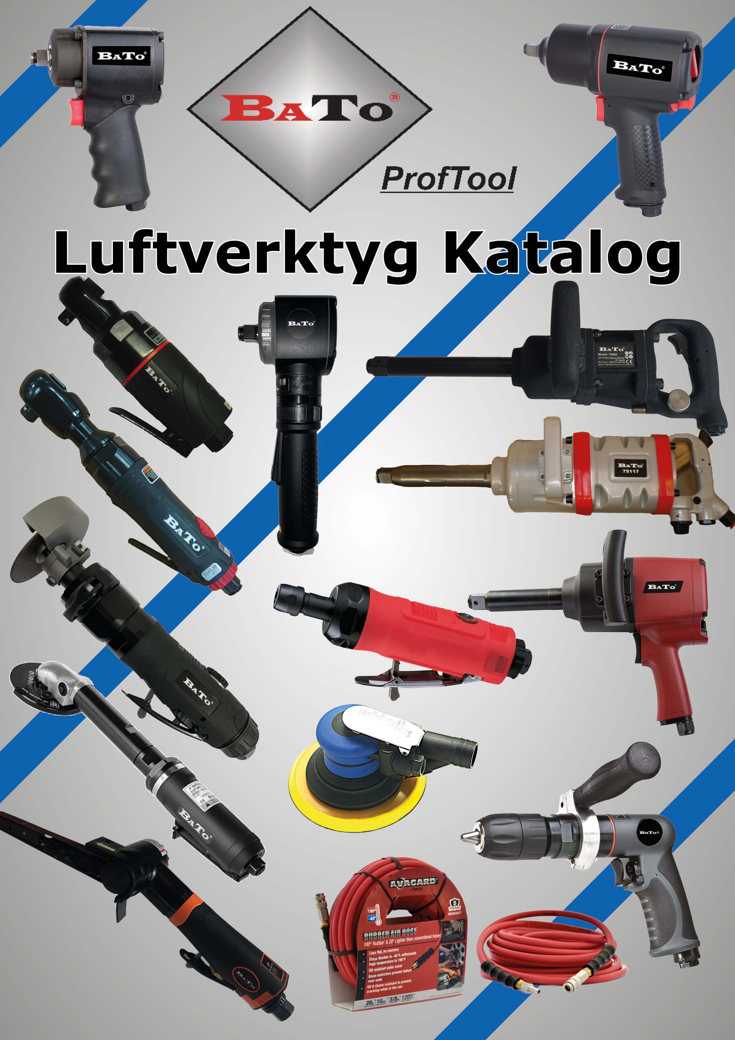 Luftværktøj katalog