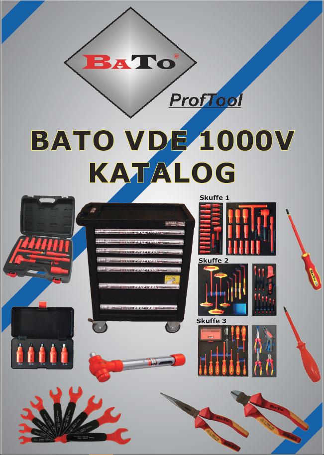 VDE 1000V katalog