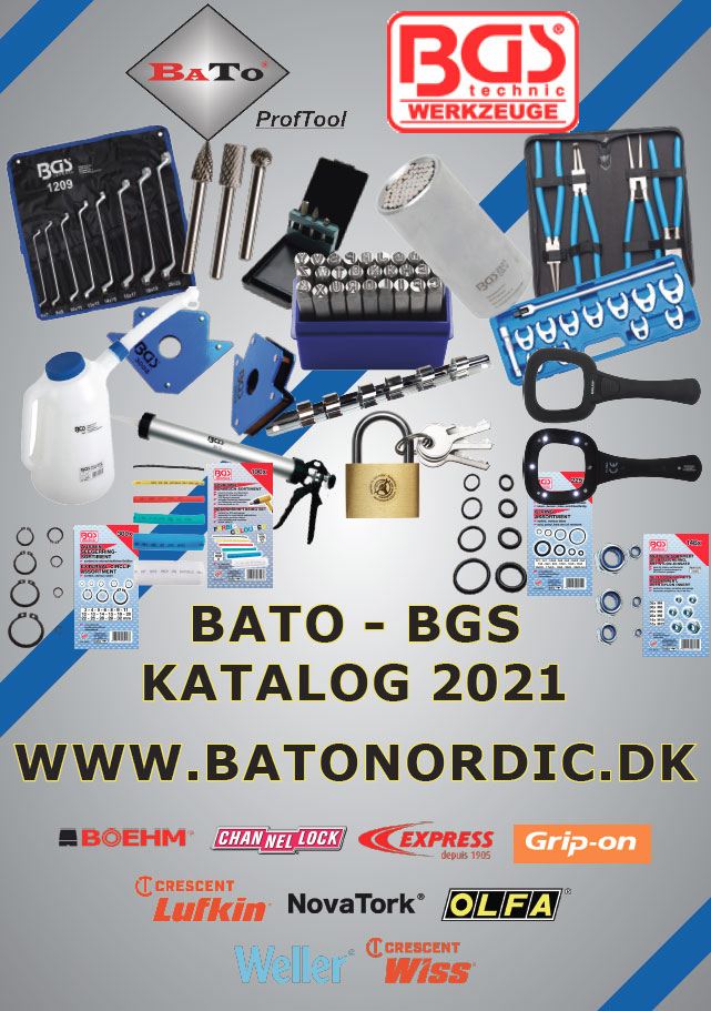 BGS Katalog